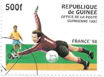 Selo Copa do Mundo de 1998