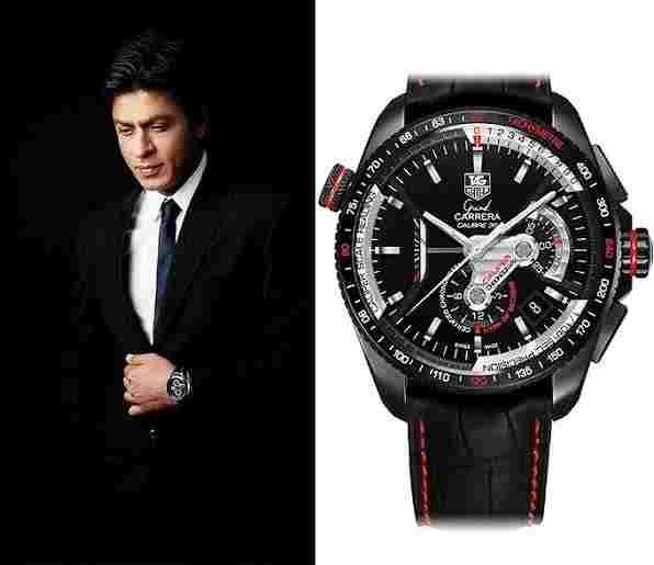Shahrukh khan Watch Cost