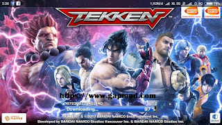 TEKKEN™ Mobile v1.2 Apk for Android
