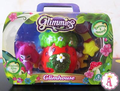 Куклы Глиммис (Глиммиз, Глиммиес) с домиком для феи