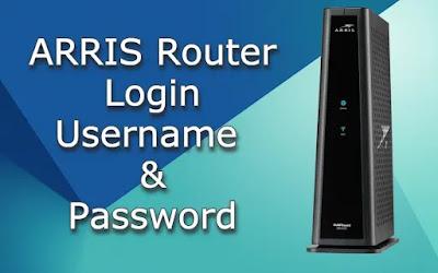 Arris Router Login Password