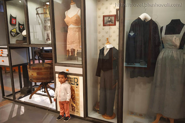Places to see in Brussels - La Fonderie museum