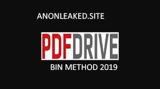 BIN PDF DRIVE DIRECT 100% Working