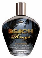 Tan Incorporated Beach Kings™ 100X Black Bronzer