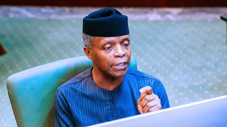 The Federal Government would employ a common-sense method to pull 100 million Nigerians out of poverty, according to Osinbajo.