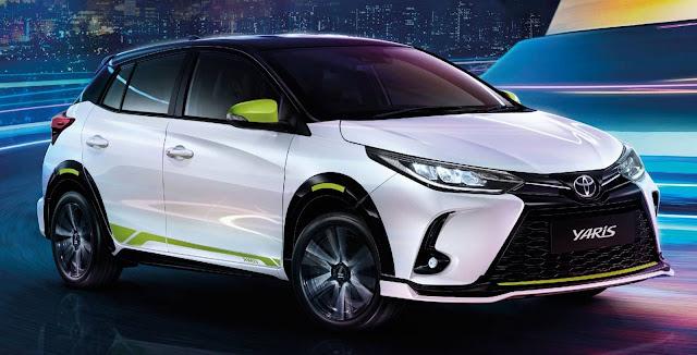 Novo Toyota Yaris Hatch 2021: fotos e detalhes oficiais