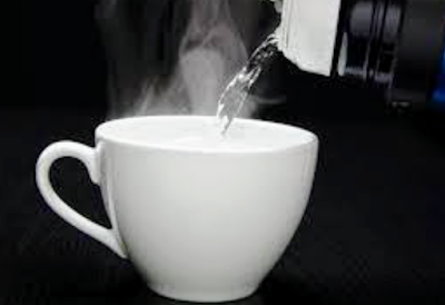 Drink Hot Water