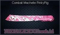 Combat Machete PinkyPig