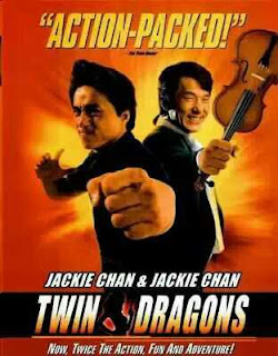 Twin Dragons (1992) Hindi Dual Audio Movie 120Mb hevc BRRip