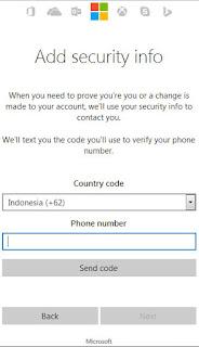 Daftar Microsoft | Cara Membuat Akun Microsoft
