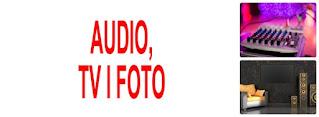 BESPLATNI PLAVI OGLASI ZA AUDIO, TV, FOTO
