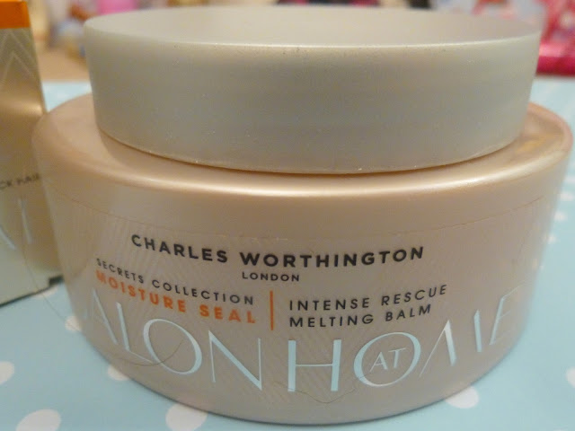 Charles Worthington Moisture Seal Intense Rescue Melting Balm