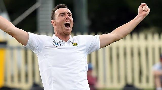 क्रिकेट समाचार: दक्षिण अफ्रीका के खिलाड़ी ने  प्रथम श्रेणी मैच में विश्व रिकॉर्ड बनाया