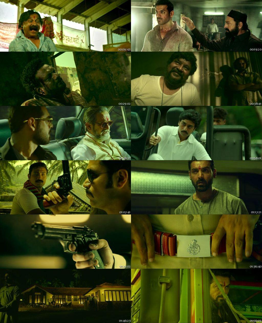 Mumbai Saga 2021 Full Hindi Movie Download HDRip 720p