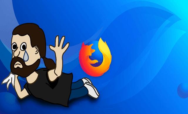 وداعا متصفح فايرفوكس ، موزيلا تقرر إزالته ويمكنك من اليوم تجربة Fenix البديل الجديد