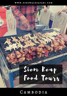 Siem Reap Food Tour in Cambodia
