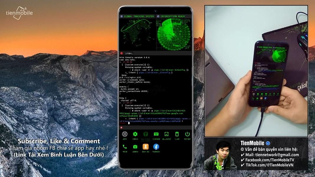 Launcher Aris Theme 2021 Pro APK Download for Android - ChiaseMienphi.TOP