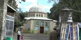 Saint Marcos Church, Addis Ababa