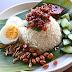 Resep nasi lemak Masakan Khas Melayu Malaysia