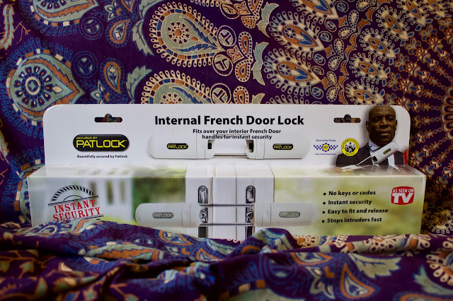 Patlock Review | Internal Lock for French Doors