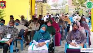 Plt. Walikota Tanjungbalai Hadiri Pelatihan Bilal Mayyit di Kec.TB Utara