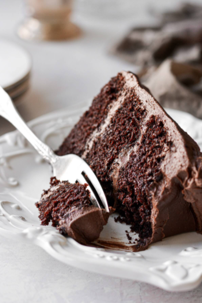 high altitude chocolate cake