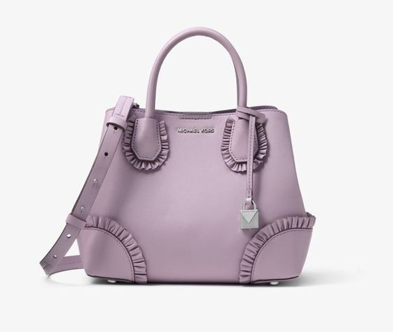 LILAC FASHION HANDBAG