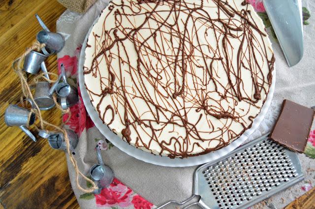 Cheesecake de baileys