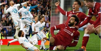 تعرف على تشكيل ليفربول وريال مدريد في دوري أبطال أوروبا