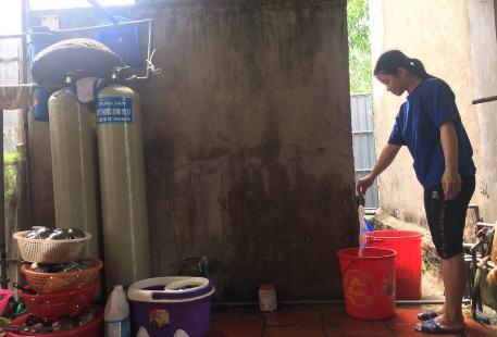 Thanh Hóa: Người dân quay quắt chờ nước sạch