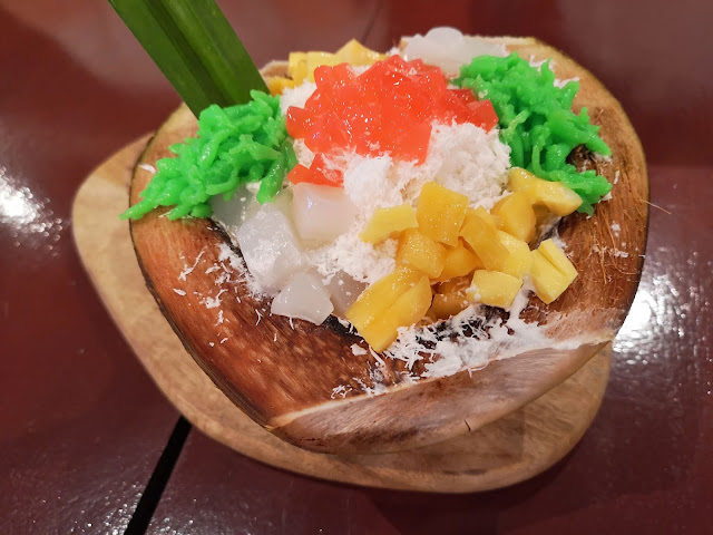 Cendol-licious Coconut