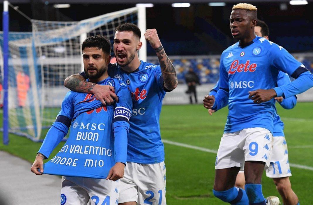 Nápoli le ganó al campeón Juventus y ascendió al cuarto puesto de la Serie A