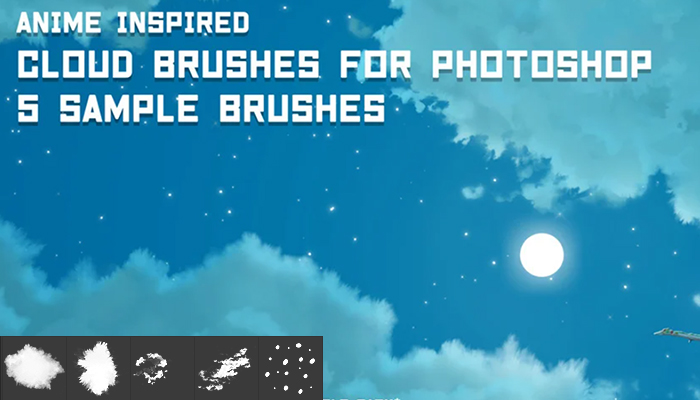 Kristof Dedene cloud brush