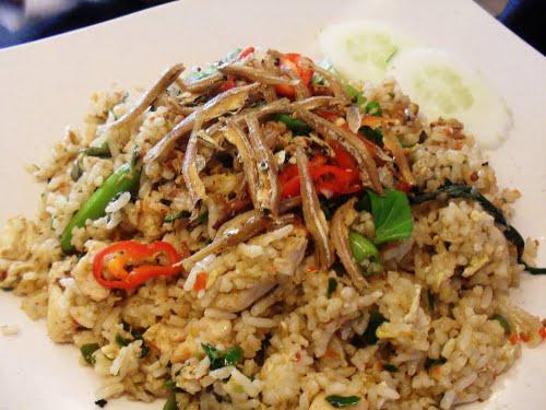 Resepi Nasi Goreng Kampung Simple