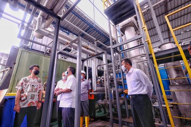 Tinjau Lokasi PLTSa, Walikota Solo Langsung Tancap Gas Usai di Lantik