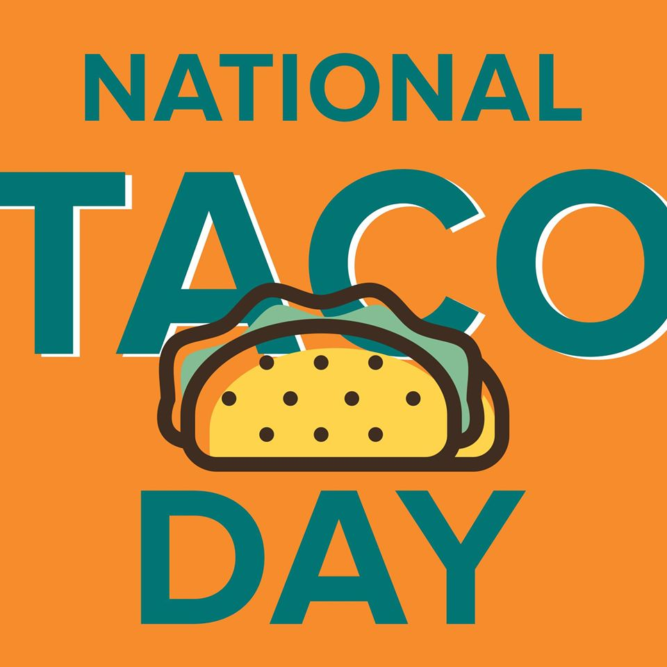 National Crunchy Taco Day Wishes Beautiful Image