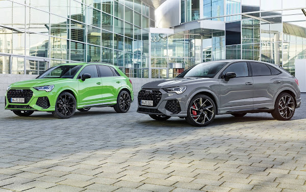 Audi RS Q3 Sportback 2022 - Brasil