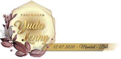 11072020 PAWIWAHAN GUS YUDHA & LENNY AT MAMBAL BALI
