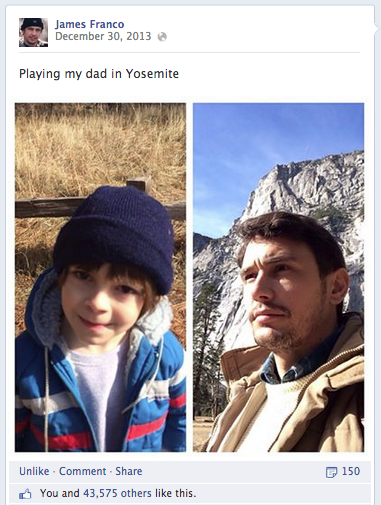 Troy Tinnirello - Cast Images - Yosemite - James Franco