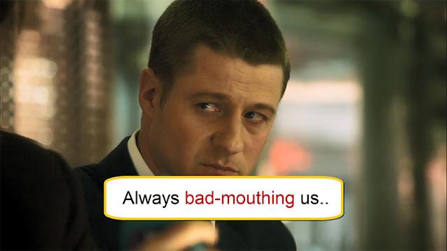 Arti Bad Mouth