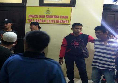 Diduga Penculik Anak, Setelah Ditangkap Ternyata Marga Sirait