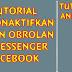 TUTORIAL MENONAKTIFKAN BALON OBROLAN DI MESSENGER FACEBOOK