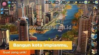 SimCity Buildlt Mod v1.29.3.89288 Apk Unlimited Money + Gold