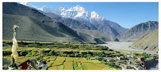 Jomsom+Nepal+Annapurna+region+Travel