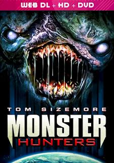 فيلم Monster Hunters 2020 مترجم اون لاين