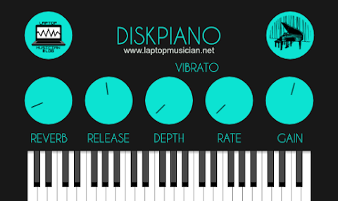 Exclusive Free Plugin: Diskpiano