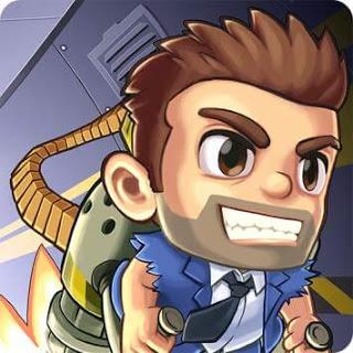 تحميل لعبة أركيد Jetpack Joyride النسخة المعدلة للاجهزة