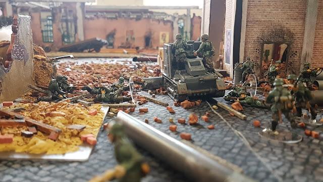 Stalingrad wargame