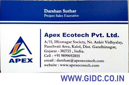 APEX ECOTECH PVT LTD - 9899692855