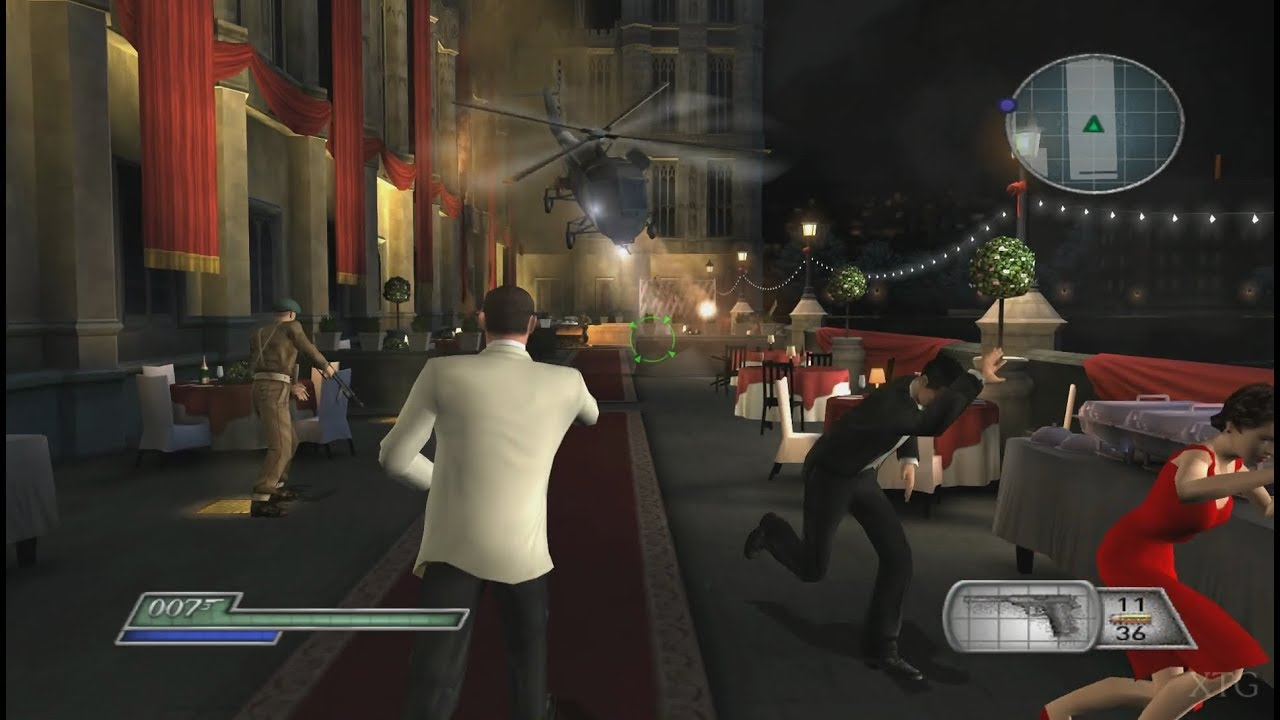 007 From Russia with Love ISO GC - Inmortal games